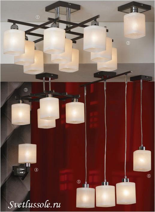 Декоративный светильник Costanzo LSL-9007-09