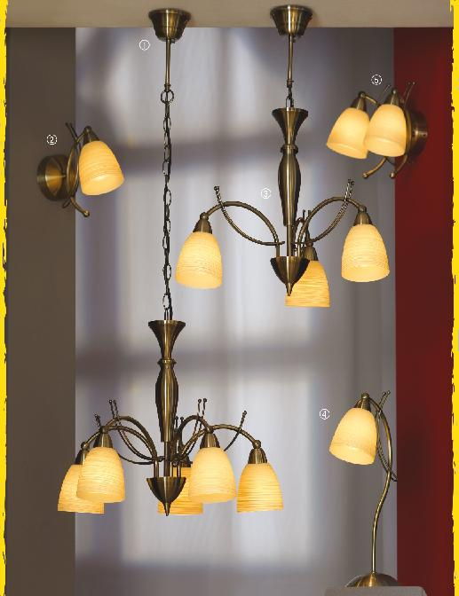 Декоративный светильник Calitri LSX-5213-03