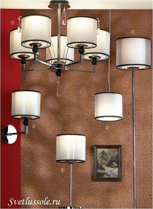 Декоративный светильник Vignola LSF-2203-05
