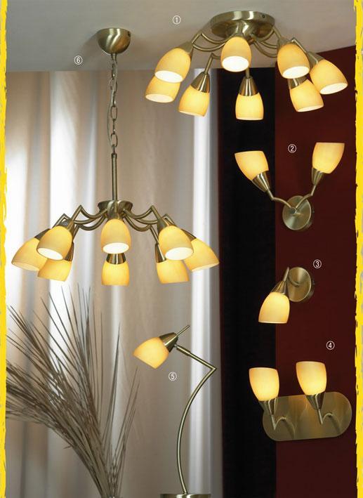 Декоративный светильник Fiora LSQ-8213-08