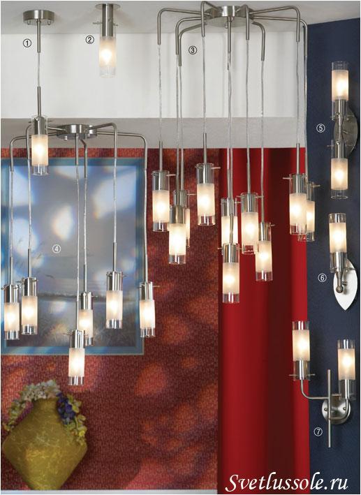 Декоративный светильник Leinell LSA-0203-10