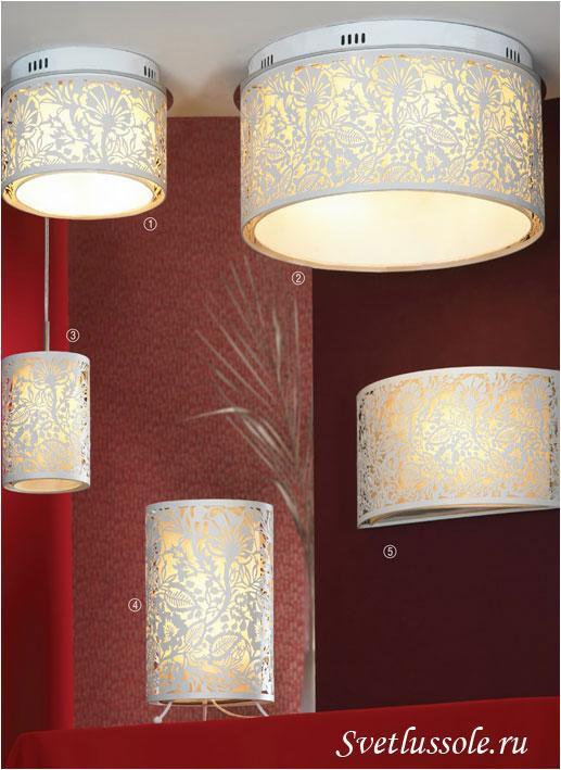 Декоративный светильник Vetere LSF-2307-04