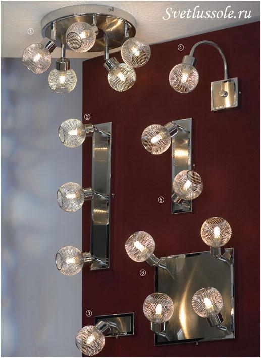 Декоративный светильник Treia LSQ-3607-05