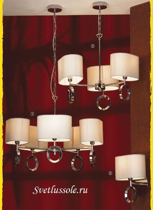 Декоративный светильник Corato LSQ-4903-03