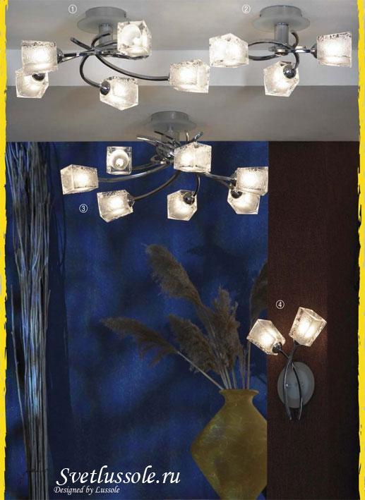 Декоративный светильник Saronno LSC-9007-07