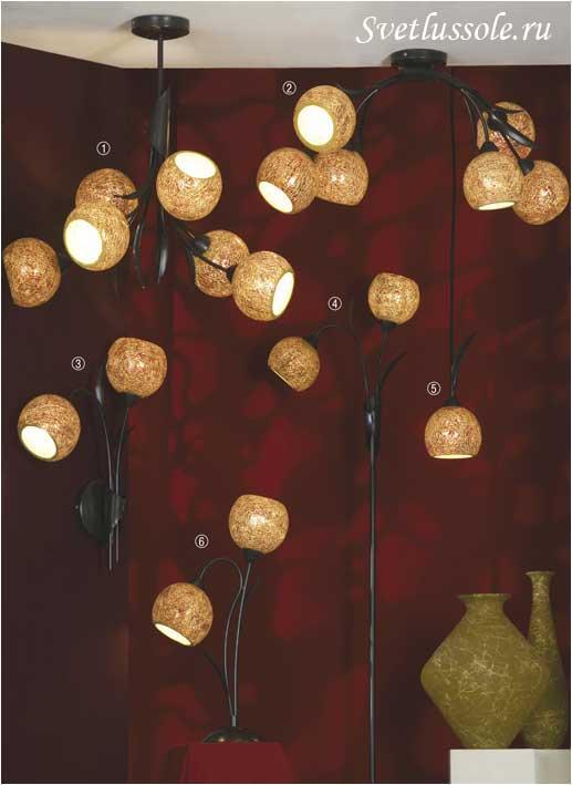 Декоративный светильник Bagheria LSF-6203-06