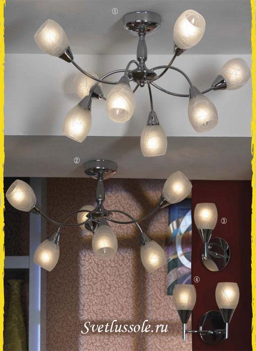 Декоративный светильник Suno LSF-1803-08