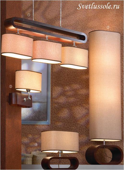 Декоративный светильник Nulvi LSF-2103-03