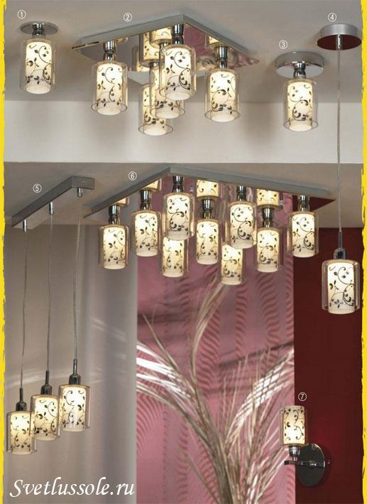 Декоративный светильник Fabriano LSJ-0307-05