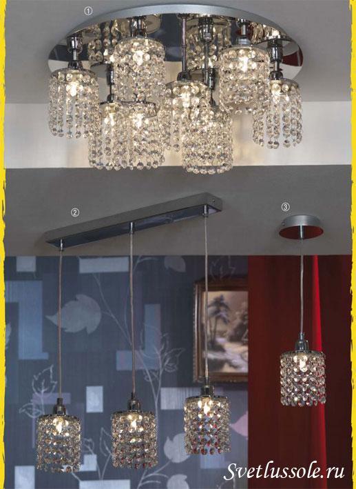 Декоративный светильник Monteleto LSJ-0406-03