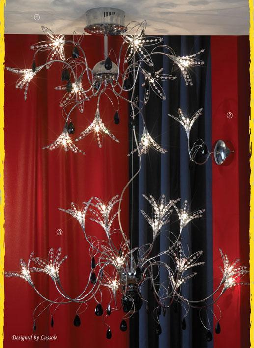 Декоративный светильник Giglio LSA-6007-09