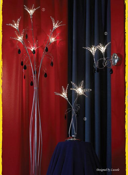 Декоративный светильник Giglio LSA-6001-02