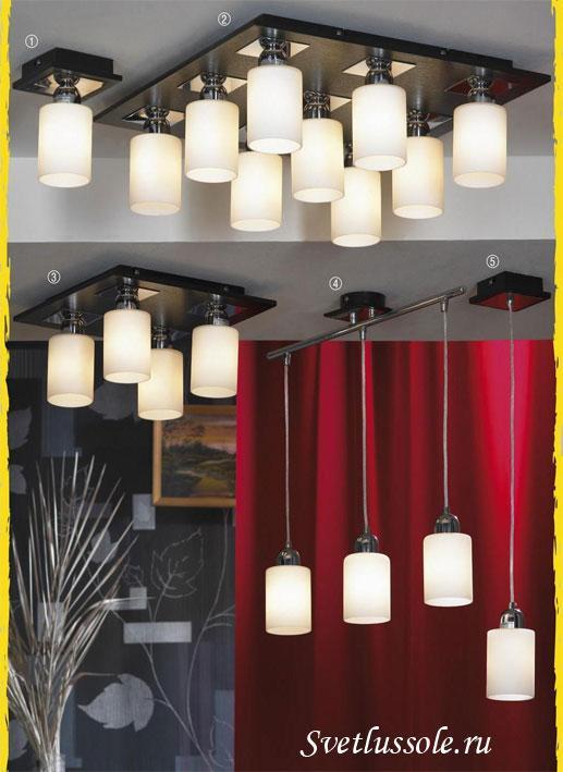 Декоративный светильник Caprile LSF-6107-04