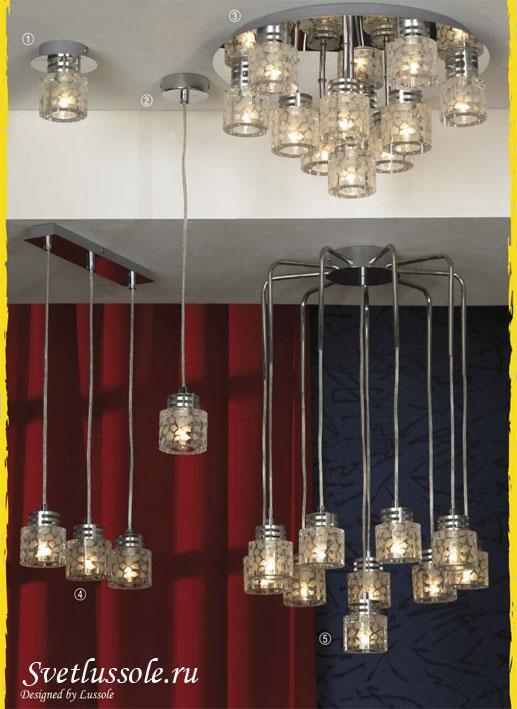 Декоративный светильник Samarate LSN-5106-03