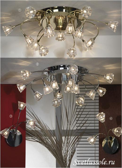 Декоративный светильник Caserta LSC-3003-15
