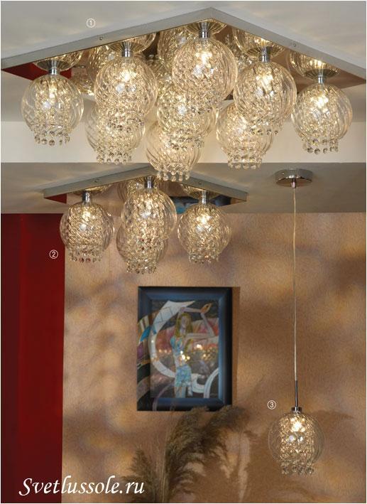 Декоративный светильник Branca LSC-7907-09