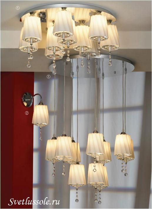 Декоративный светильник Loreto LSF-7403-10
