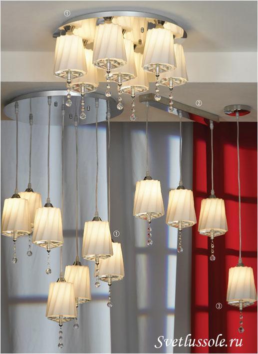 Декоративный светильник Loreto LSF-7406-03