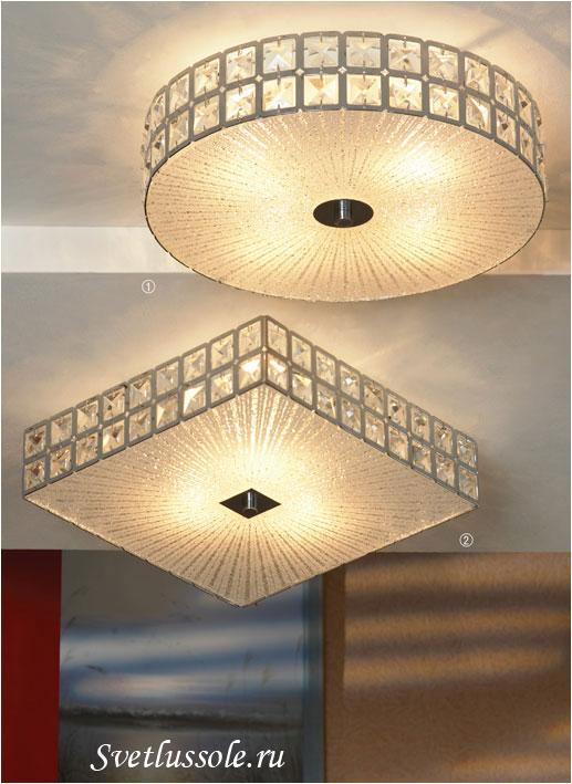 Декоративный светильник Palazzo LSQ-6602-04