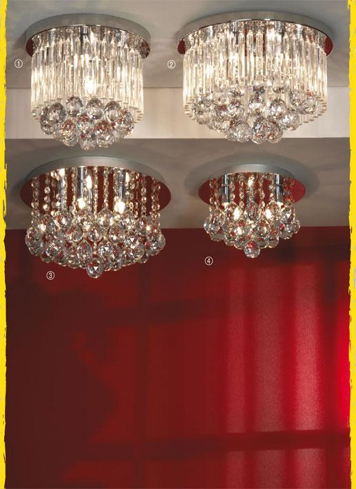 Декоративный светильник Palmi LSC-9607-06