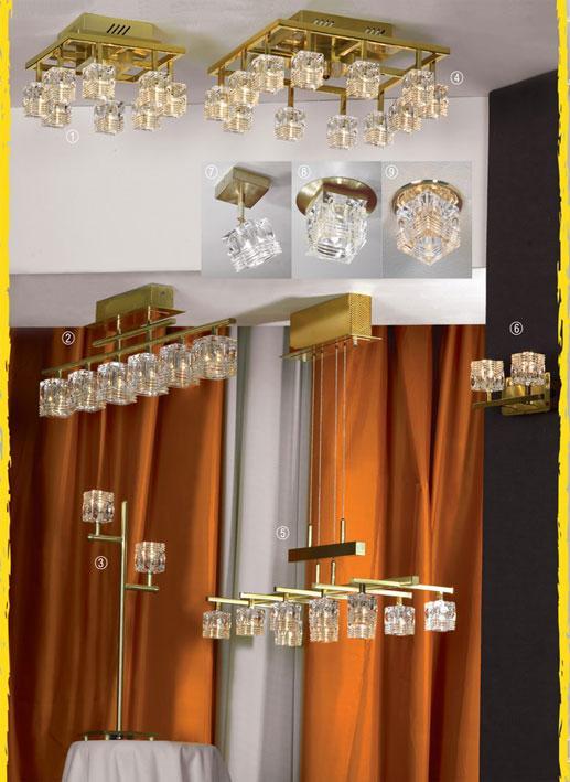 Декоративный светильник Palinuro LSA-7917-12
