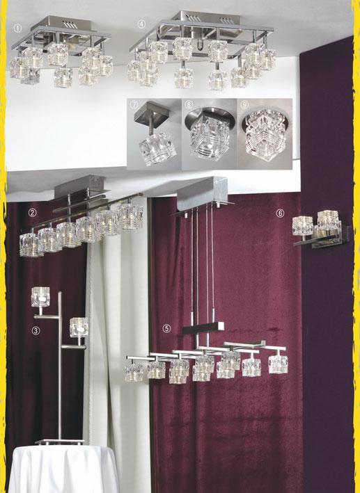 Декоративный светильник Palinuro LSA-7907-08