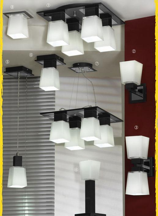 Декоративный светильник Lente LSC-2507-04