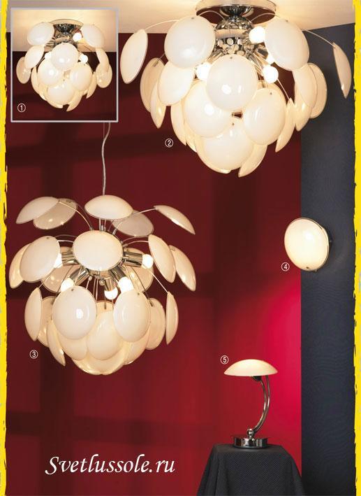Декоративный светильник Mattina LSQ-4303-06