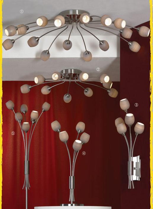 Декоративный светильник Spilimbergo LSA-3077-16