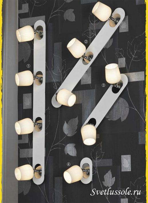 Декоративный светильник Lauria LSQ-1301-03