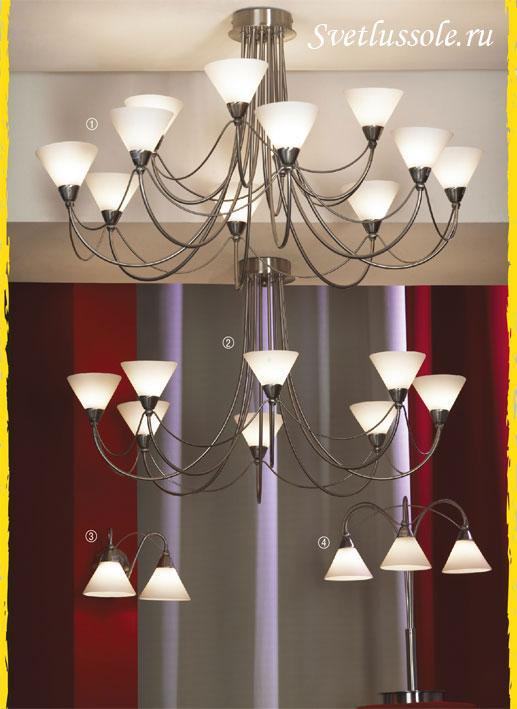 Декоративный светильник Ciampino LSQ-5803-12