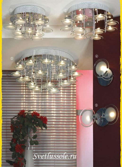 Декоративный светильник Sardara LSQ-5907-12