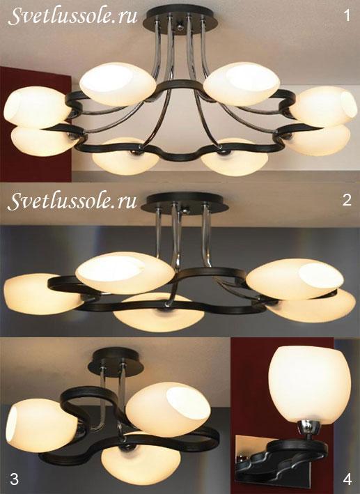 Декоративный светильник LSP-0036