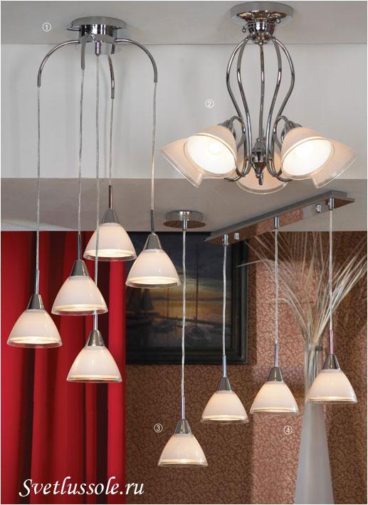 Декоративный светильник LSP-0003