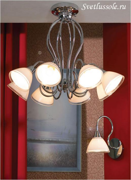 Декоративный светильник Imperia LSQ-8607-08