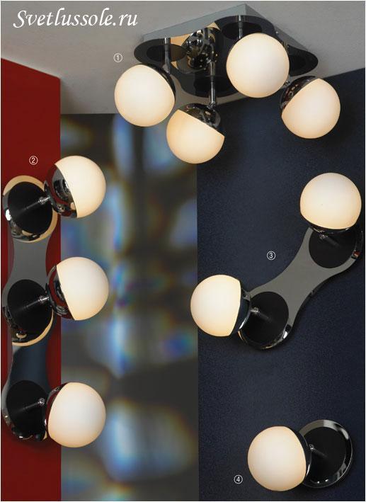 Декоративный светильник Rapallo LSX-4901-04