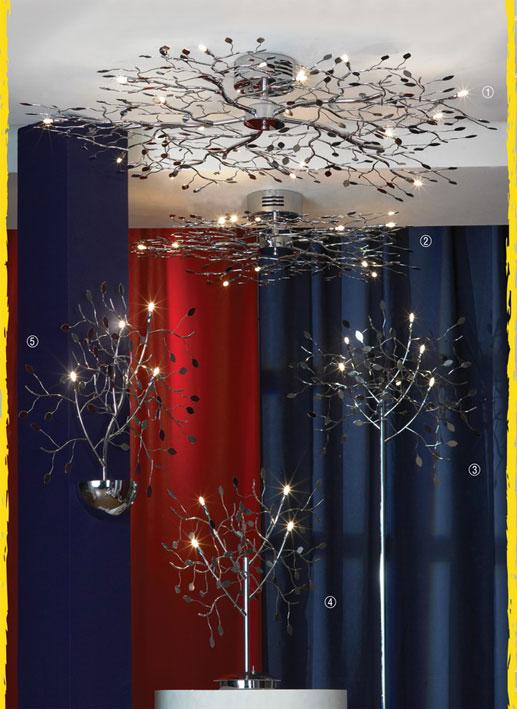 Декоративный светильник Estivo LSQ-7107-15