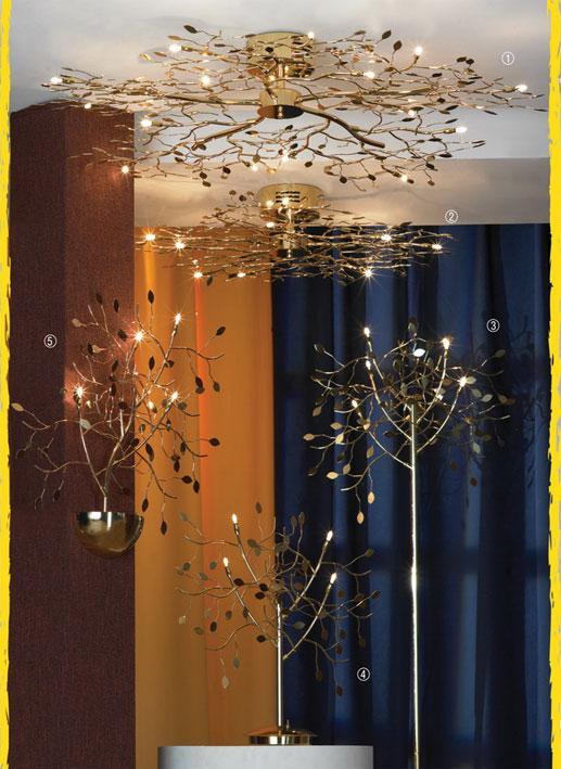 Декоративный светильник Estivo LSQ-7117-15