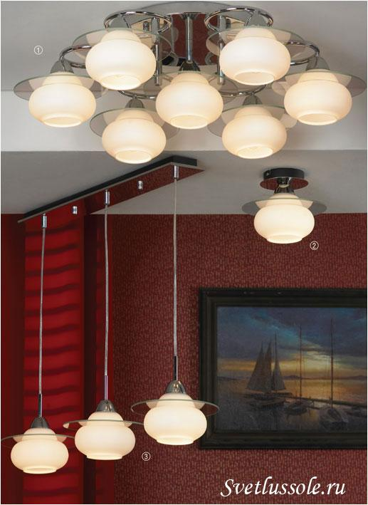 Декоративный светильник Nerone LSF-2606-03