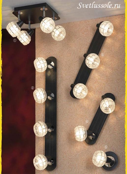 Декоративный светильник Silandro LSL-8601-04