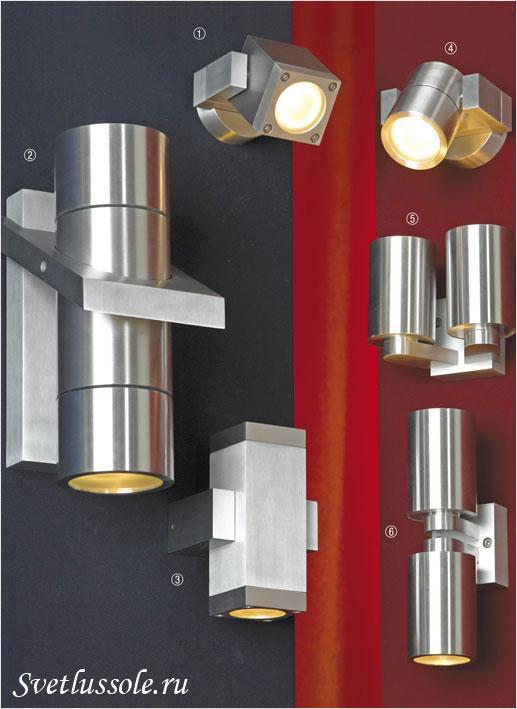 Декоративный светильник Vacri LSQ-9501-02