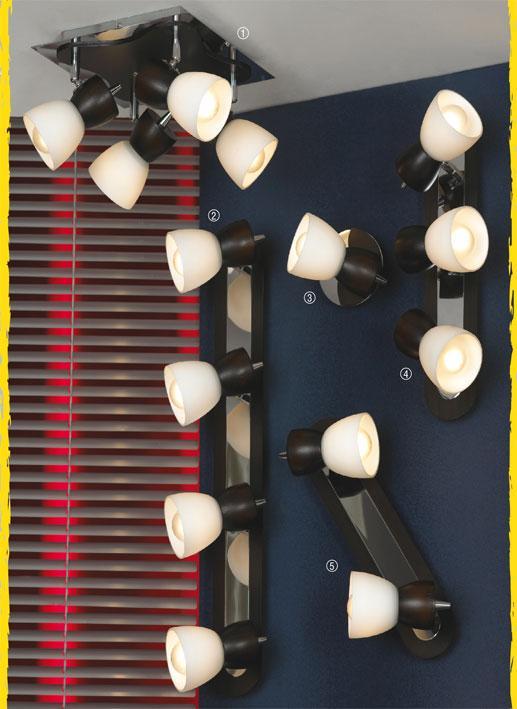 Декоративный светильник Messina LSL-8201-04
