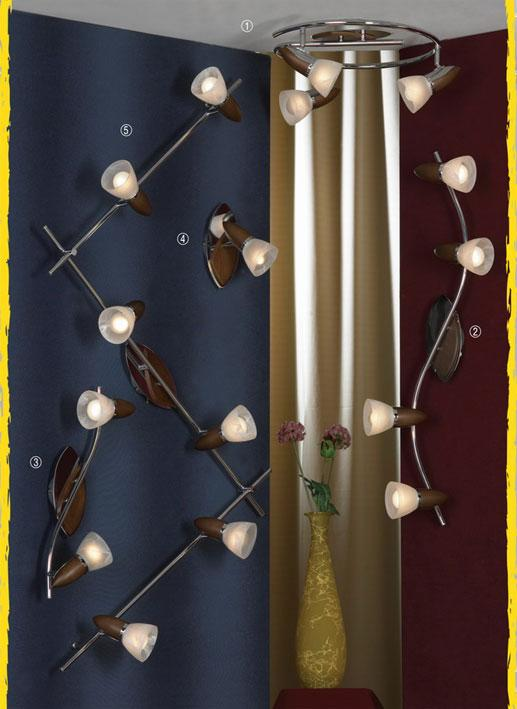 Декоративный светильник Cisterino LSQ-6409-06