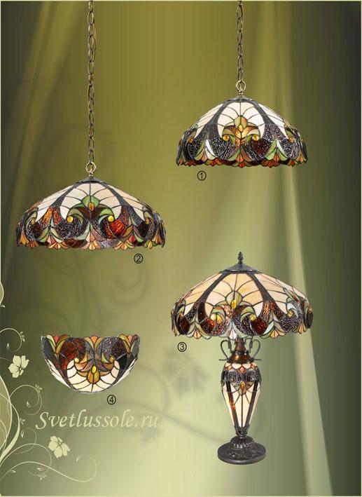 Декоративный светильник 815-806-03_velante