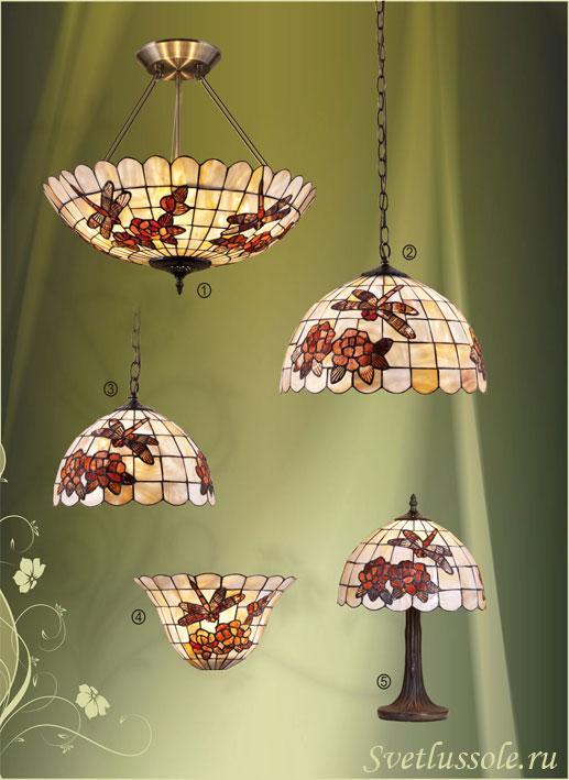 Декоративный светильник 860-807-05_velante