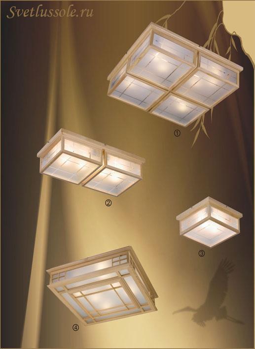 Декоративный светильник 548-717-08 velante