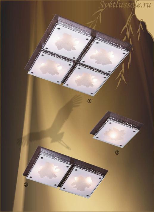 Декоративный светильник 516-707-08 velante