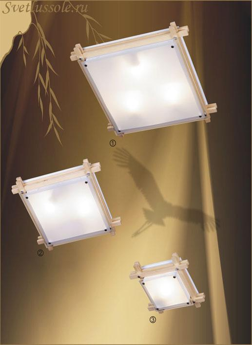Декоративный светильник 606-712-03 velante