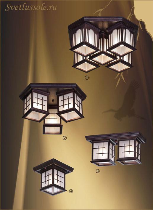 Декоративный светильник 595-727-05 velante
