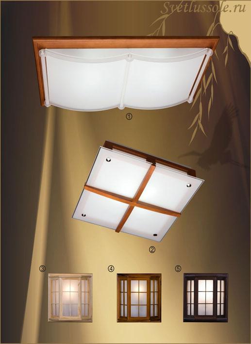 Декоративный светильник 508-737-04 velante